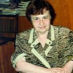 Элла Михайловна Зеликсон